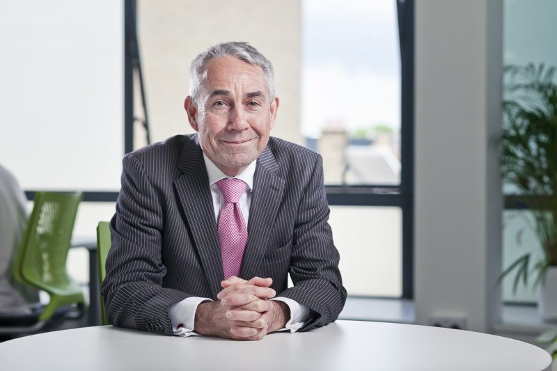 Roy O'Shaughnessy appointed as CCCG CEO