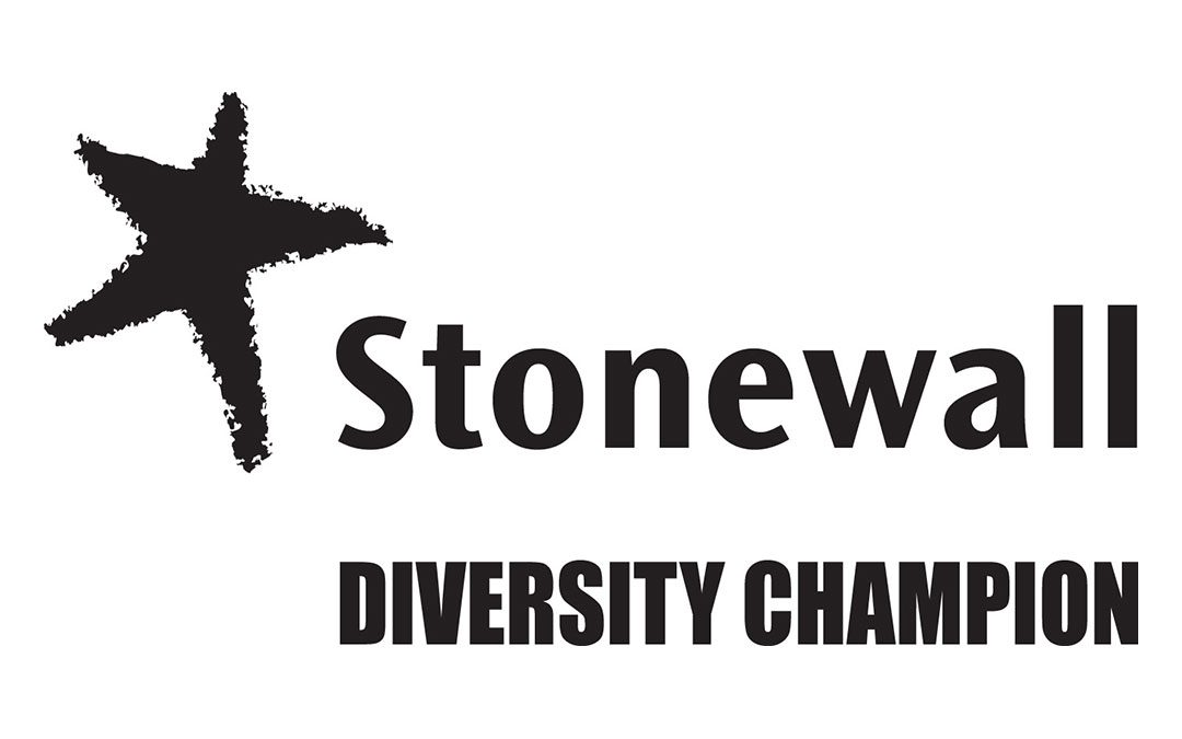 CCCG join Stonewall Diversity Champions
